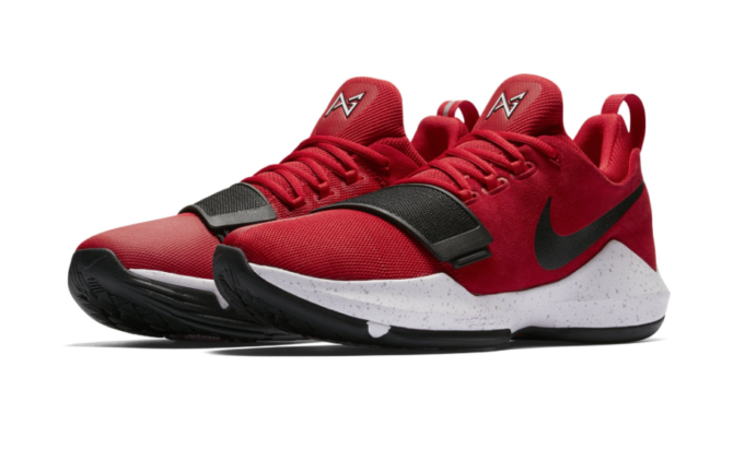 Nike PG 1 Red Black