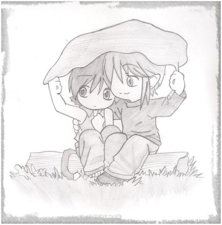 Imagenes De Amor Bonitas Para Dibujar Bocetos Bonitos Dibujos