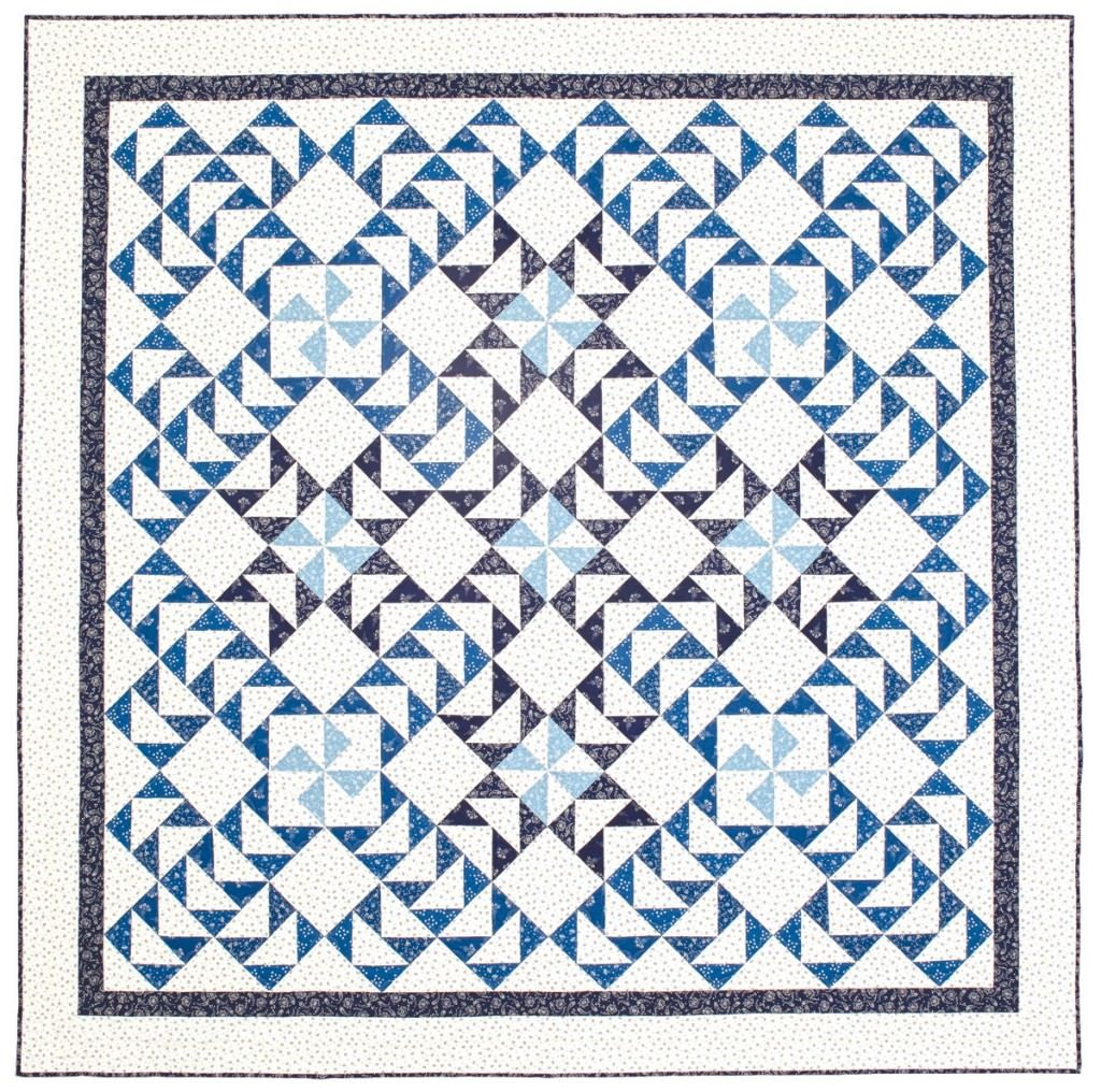 Goose Crossing Quilt | Flying geese, Quilt sizes and Flying geese ... : two color quilt blocks - Adamdwight.com
