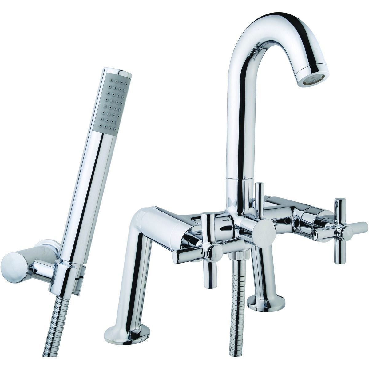 Wickes Anvil Bath Shower Mixer Chrome | Wickes.co.uk | New house ...