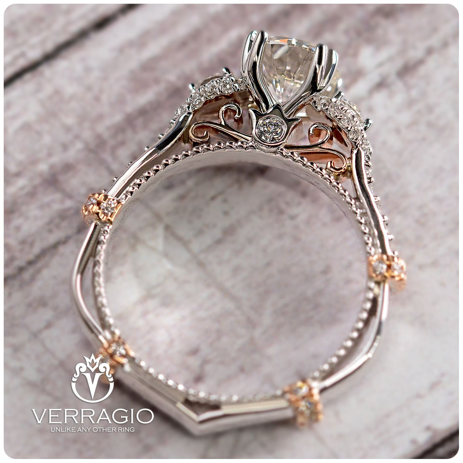 Verragio Engagement Rings Parisian Collection Unique Engagement