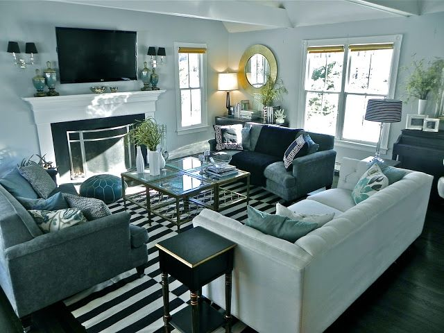 HOME TOUR in 2020 | Home, Cozy living rooms, Family room