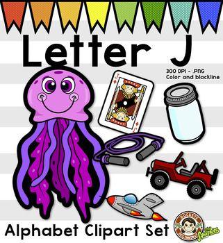 alphabet clip art letter j phonics clipart set clip art clip rh pinterest com alphabet clipart free alphabet clipart letters free
