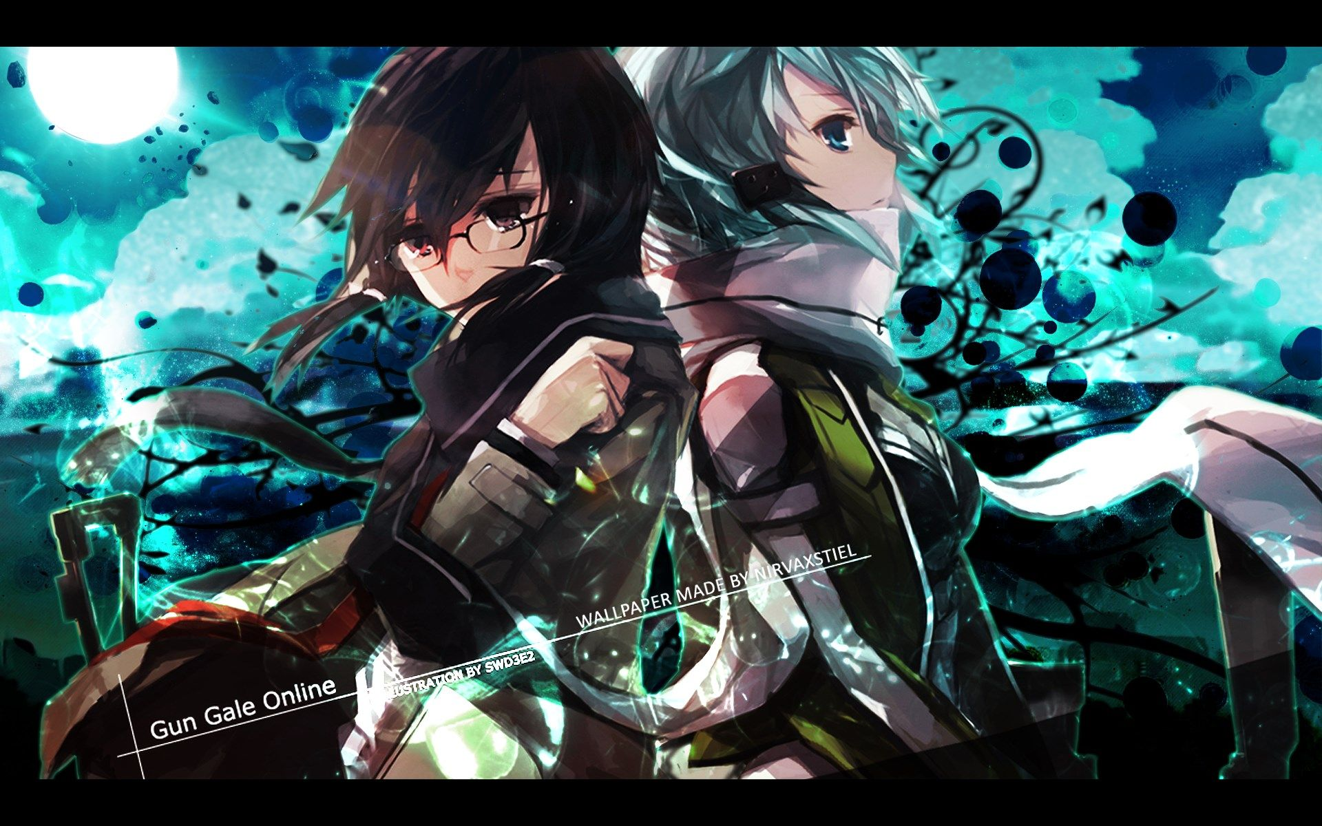 Wallpaper For Desktop Sword Art Online Ii Sword Art Online