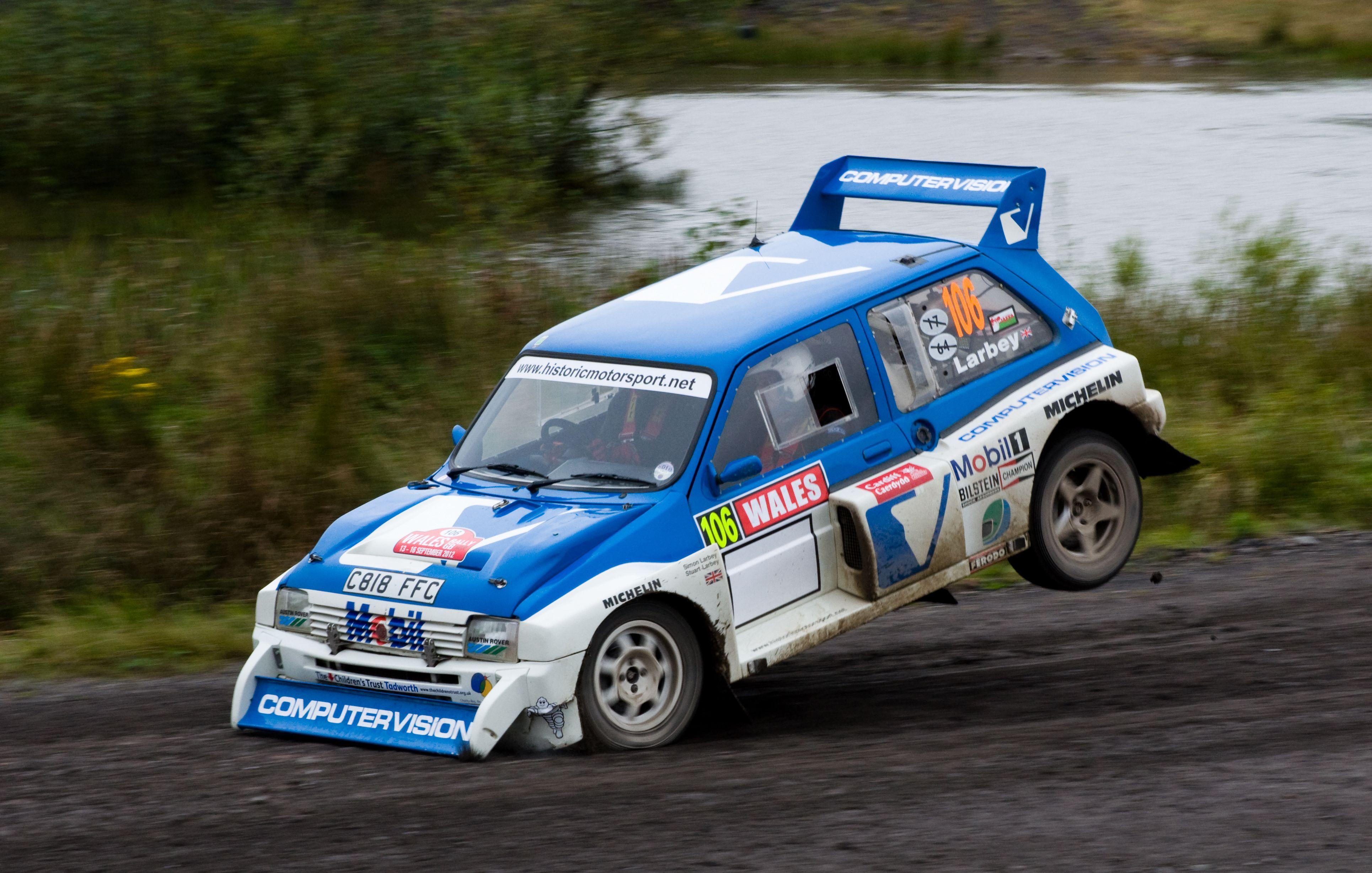 Group B Rally Metro 6R4 | Rally | Pinterest | Rally, Rally car and ...