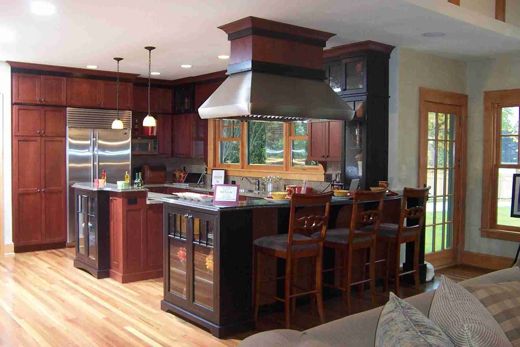Custom Kitchen Design Interesting Planing Custom Kitchens  Httpareturnondesignwpcontent Review