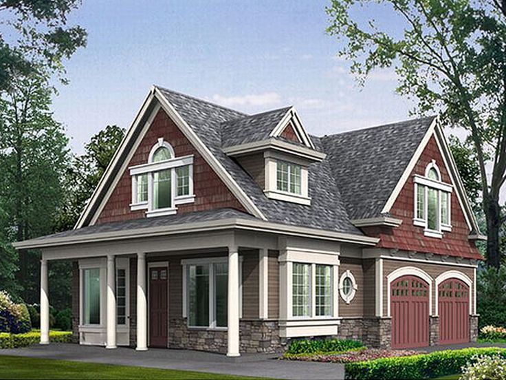 This lovely Garage w Apartments style home   Small House Plans    This lovely Garage w Apartments style home   Small House Plans influences  House Plan       has square feet of living space  The stor