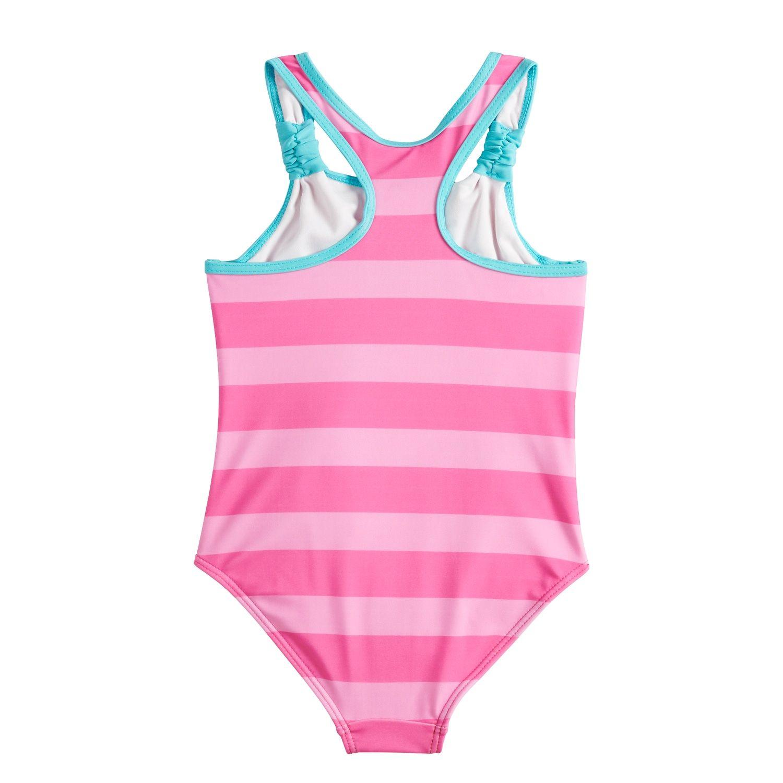 1c94e8cd40 Disney's Fancy Nancy Girls 4-6x One-Piece Swimsuit #Nancy, #Fancy