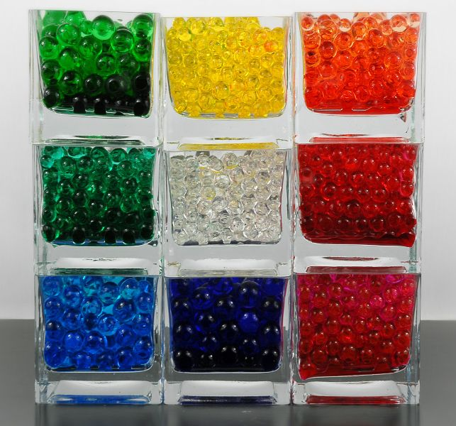 These Water Beads Appear To Be The Going Rage Here Is