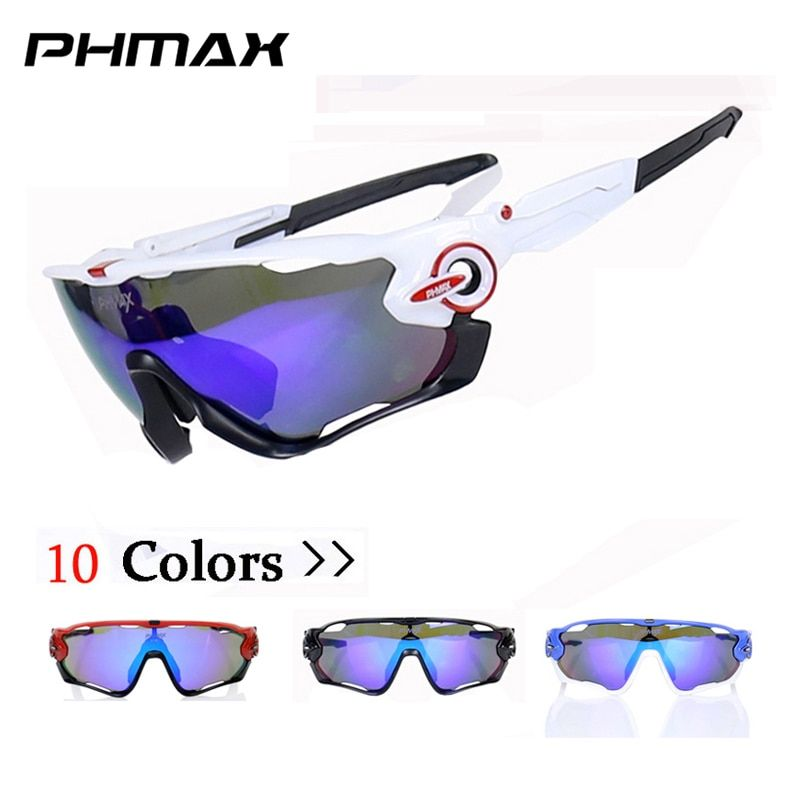1bb213eb7b PHMAX Cycling Glasses Mountain Gafas de Ciclismo Bike Cycling Eyewear  Sunglasses MTB Bicycle Eyewear Cycling Goggles Review