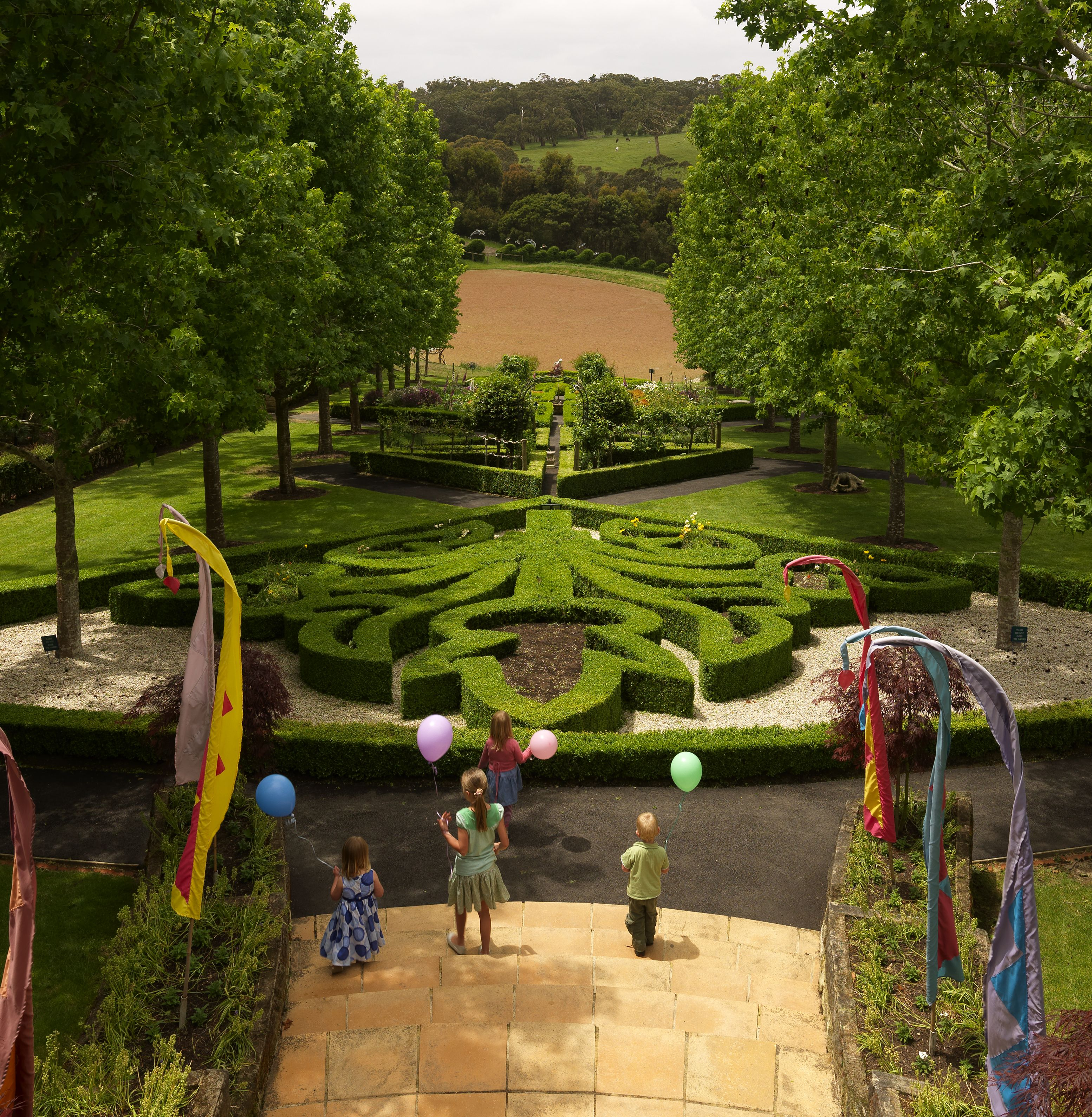 The Enchanted Adventure Garden, Mornington Peninsula | Mel B ...