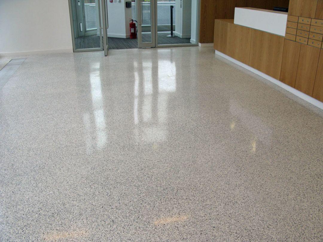 12 Unique And Interesting Terrazzo Floor Design Ideas For