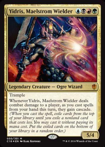 Sorcery Rare RITE OF REPLICATION NM mtg Commander 2014 Blue