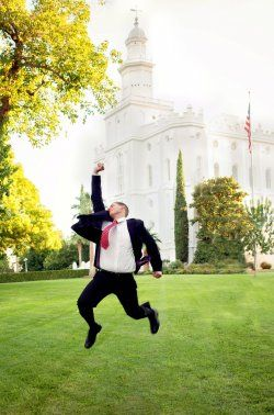 Called to serve -- Missionary Pics: Elder Chase Larsen Photo Credit: Lainee Read Photography