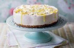 Slimming Worlds honey and yogurt cheesecake