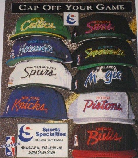 Sports Specialties Script snapback hats!  ea7b99edb