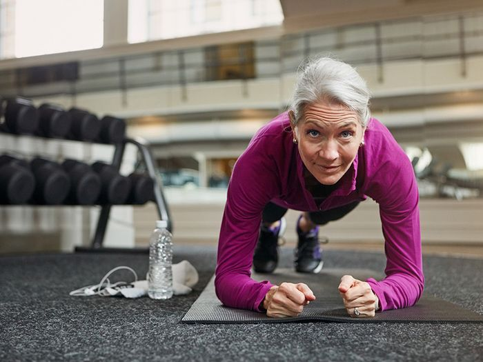 The 5 Workouts Every Woman Over 50 Should Do, According to a Kinesiologist
