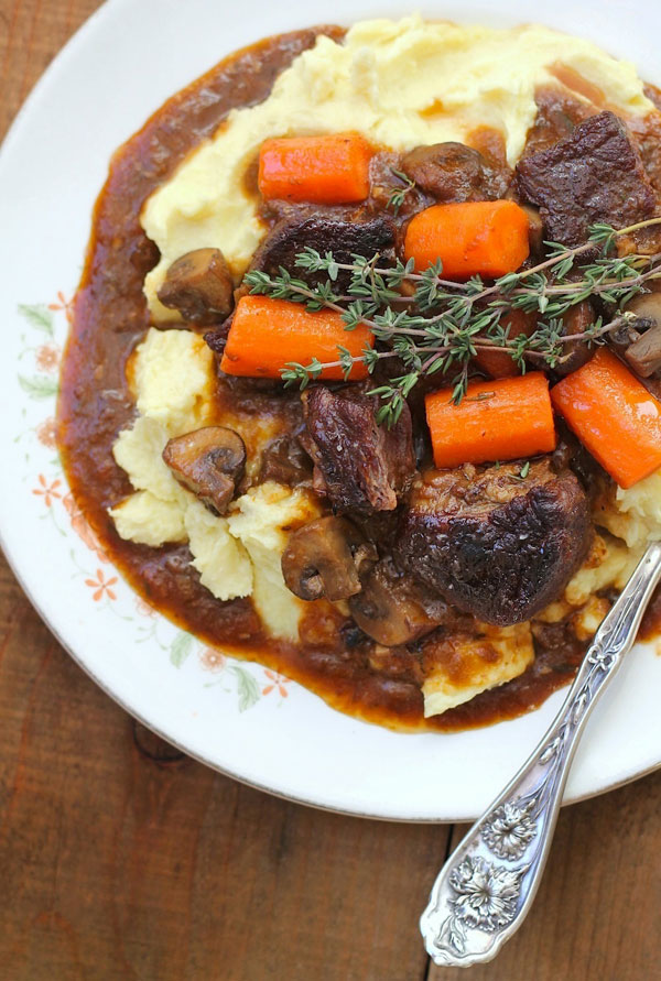 Beef and Stout Stew Recipe   Kitchen Vignettes   PBS Food