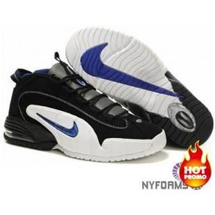 pretty cheap best loved timeless design Nike Air Max Penny 1 Orlando Black Varsity Royal White | Nike Air ...