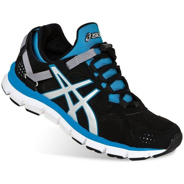 ASICS Gel-Synthesis Women's Cross-Trainers ($85) ❤ liked on Polyvore  featuring