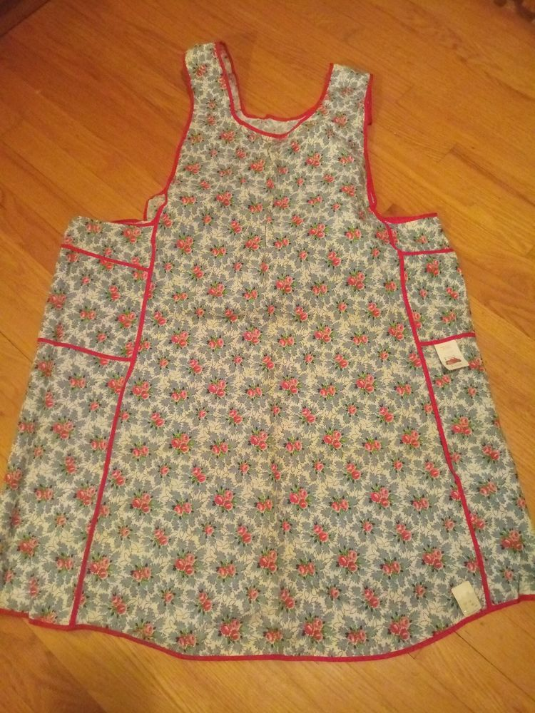 Fruit of the Loom VINTAGE apron 851xx full body with