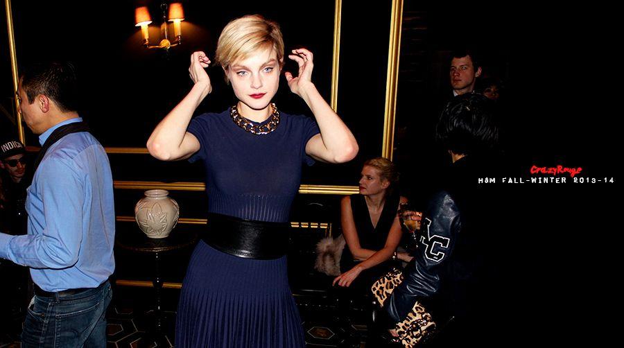 14 CrazyRouge Paris Jessica Stam
