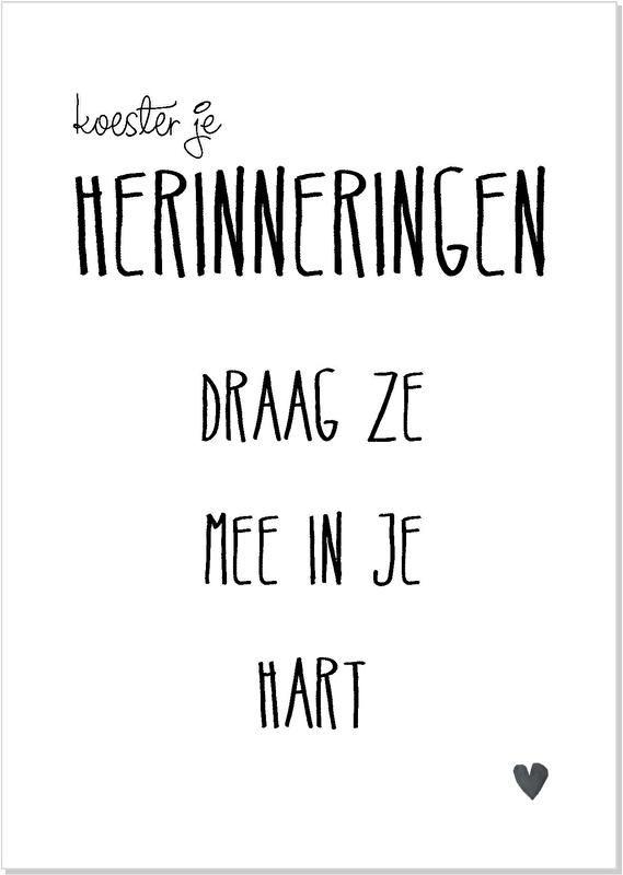 Hedendaags Pin van Els Regina op Mooi✿Lief✿Triest✿Wijs   Teksten, Tekst VB-54