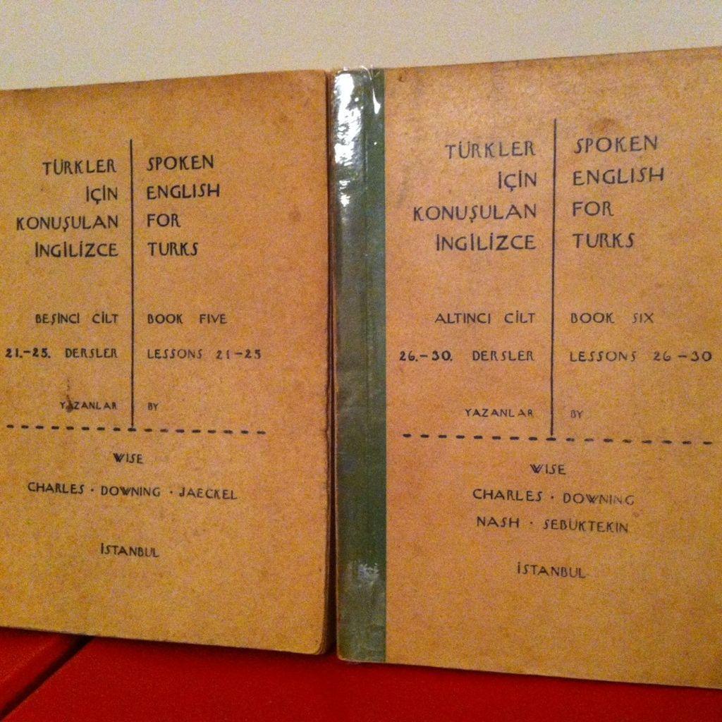 spoken english for turks ikincielkitap