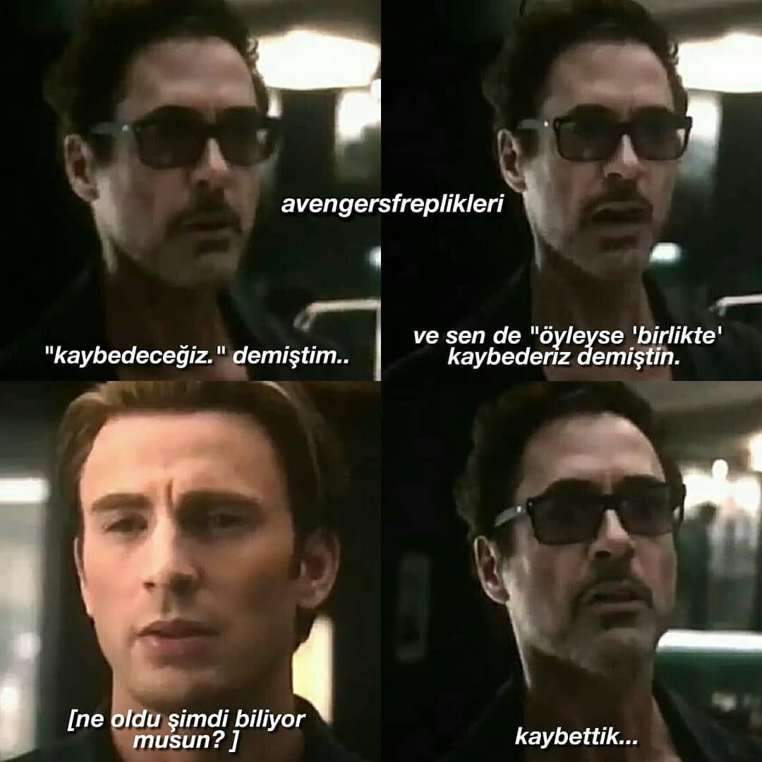 Bu Da Onceki Attigim Gibi Tam Spoiler Degil Ama Siz Bilirsiniz Avengers End Game Spiderman Avengers Yeni Round Sunglass Men Mens Sunglasses Round Sunglasses