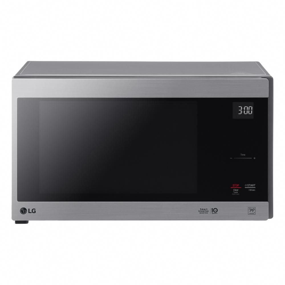 Lg Electronics Neochef 1 5 Cu Ft Countertop Microwave In