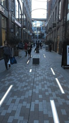 Pavement Lighting Pattern Google Search