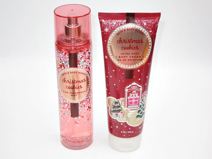 Bath Body Works Christmas Cookies Fine Fragrance Mist Review Musings Of A Muse Bath And Body Works Perfume Bath And Body Care Bath N Body Works
