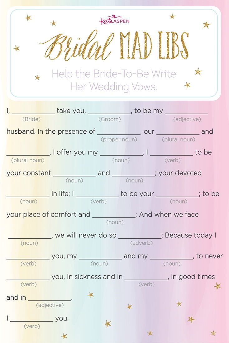 It's just a photo of Superb Funny Wedding Mad Libs Printable