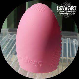 ISA'sART: BEAUTY - Brushegg