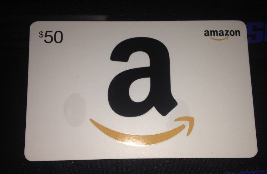 50 Amazon Gift Card Amazon Gifts Amazon Gift Cards Gift Card Boxes