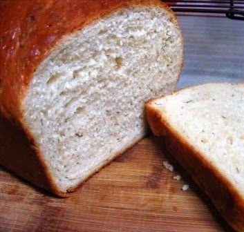 Pão de Cottage Light - Máquina de Pão