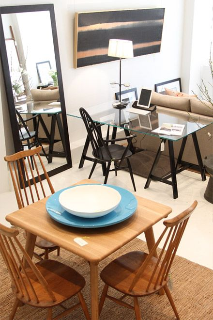 Small Spaces - homewares and furniture for small spaces 674 Bourke ...