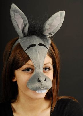 Lamb Face Mask /& Sound Animal Easter Fancy Dress Costume Outfit New