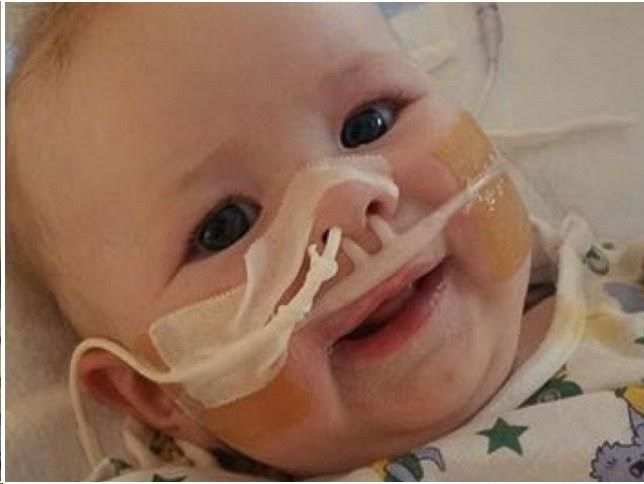 Zailynn Mars was diagnosed with spinal muscular atrophy on ...