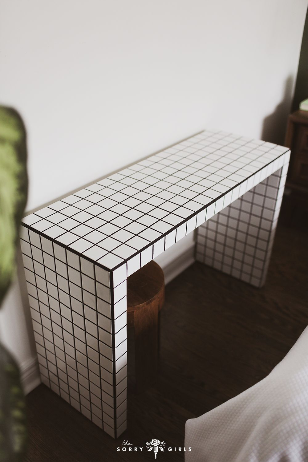 DIY Tile Table From Start to Finish