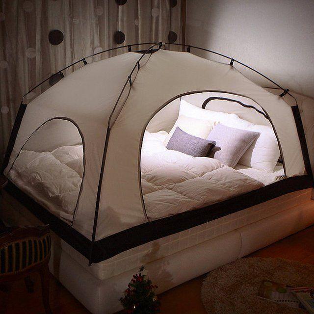 Marvelous Indoor Tent Part - 4: IKamper Room In Room Indoor Tent » Petagadget