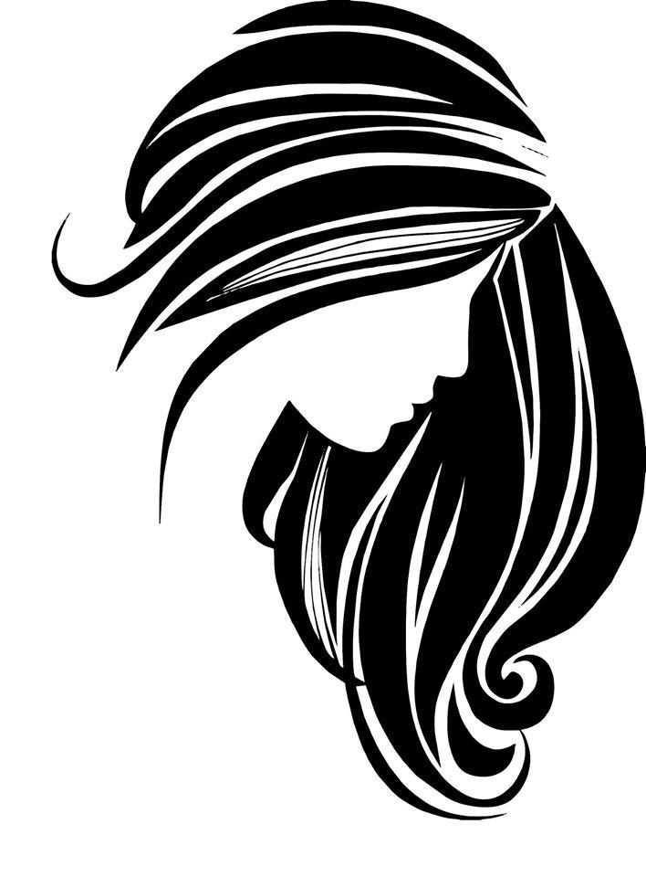 Flow Clipart Icon Opacity Clipartfest Hair Icon Hair Clipart Hair Salon Logos