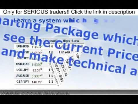 How to make forex trading a business