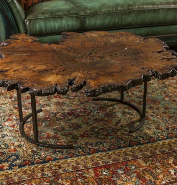 Leather Sofa Repair Ocala: One-of-a-Kind Coffee Table