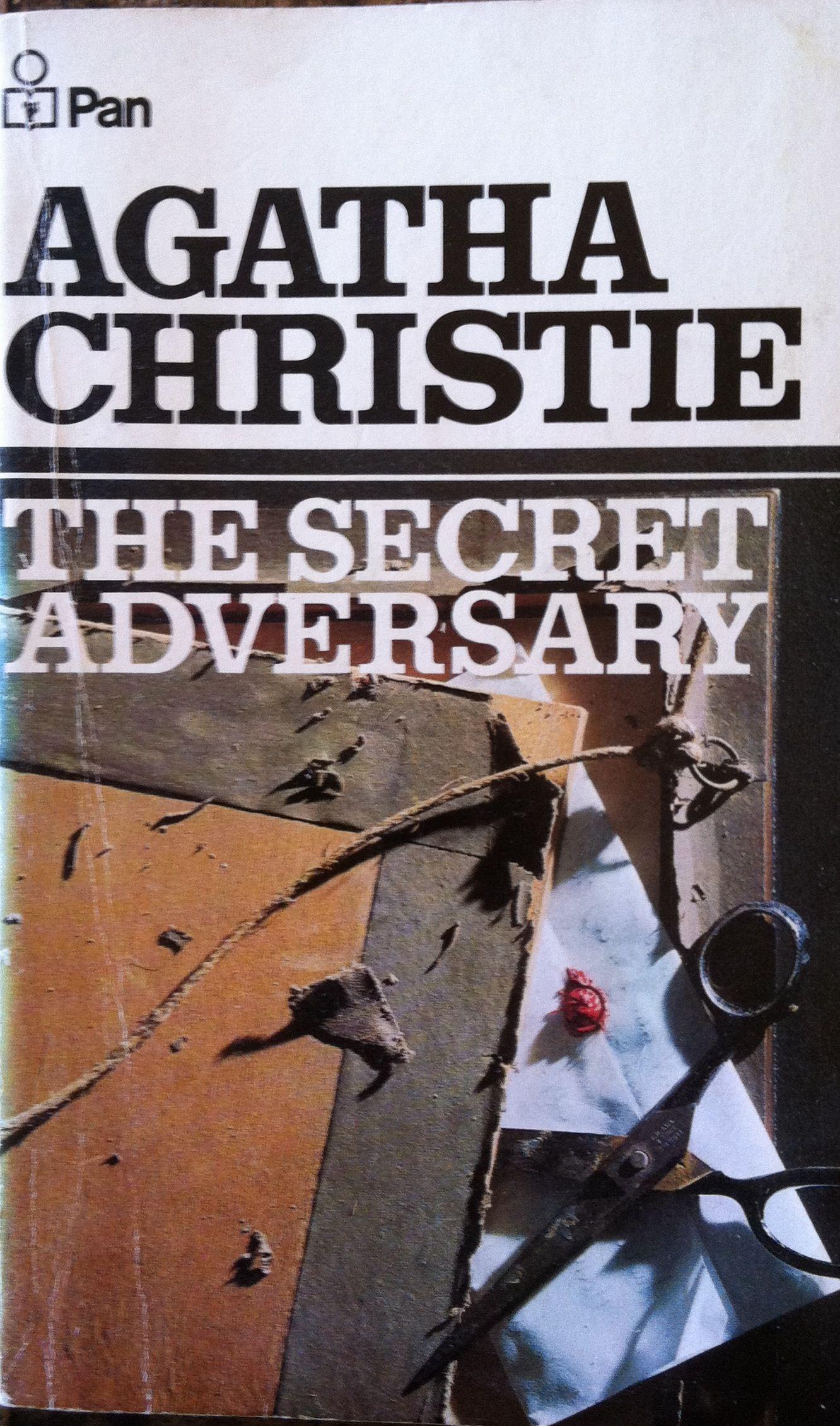 The Secret Adversary Agatha Christie Pan 1974