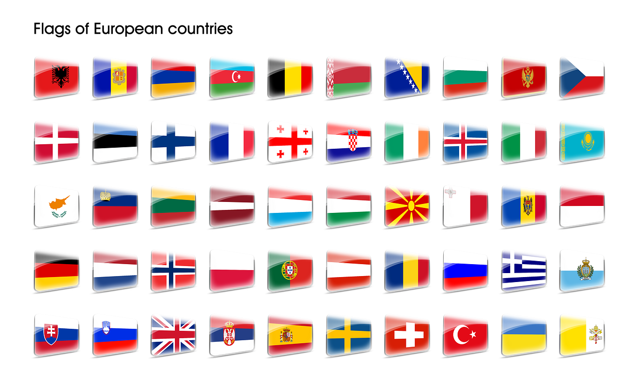 France The Flag Of The Europe Country Icons France Theflagofthe Europe Country Flags Of European Countries Country Flags Icons Travel Through Europe