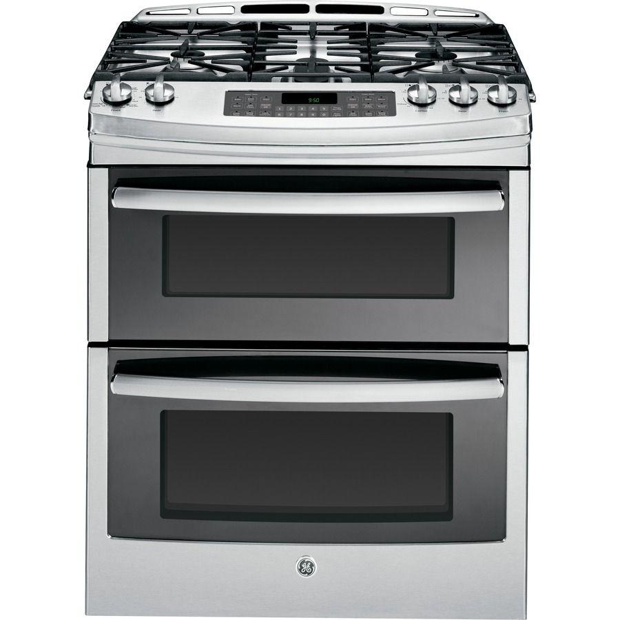 Lovely Shop GE Profile 30 In 5 Burner 6.8 Cu Ft Slide In Convection. Kitchen StoveNew  KitchenKitchen AppliancesLowesCus ...