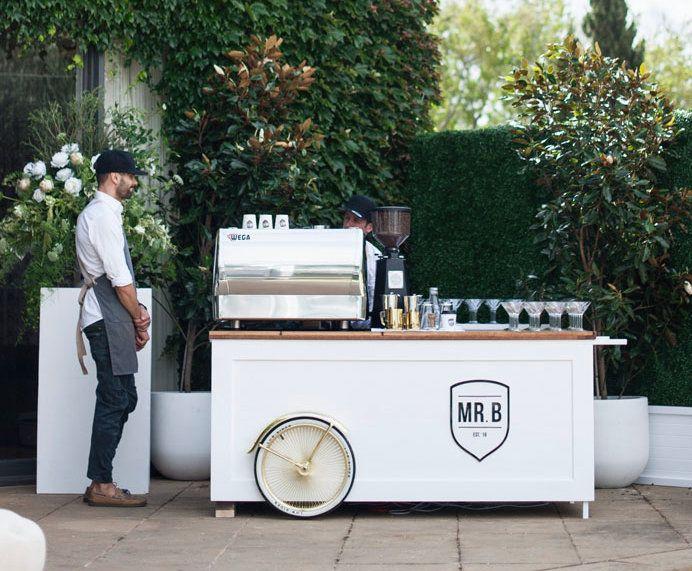 mr-b-coffee More | Coffee | Coffee trailer, Coffee truck