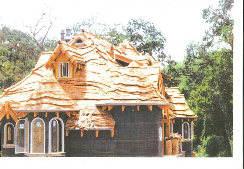Best Standing Seam Roof Metal Cedar Shingles English Thatch 400 x 300