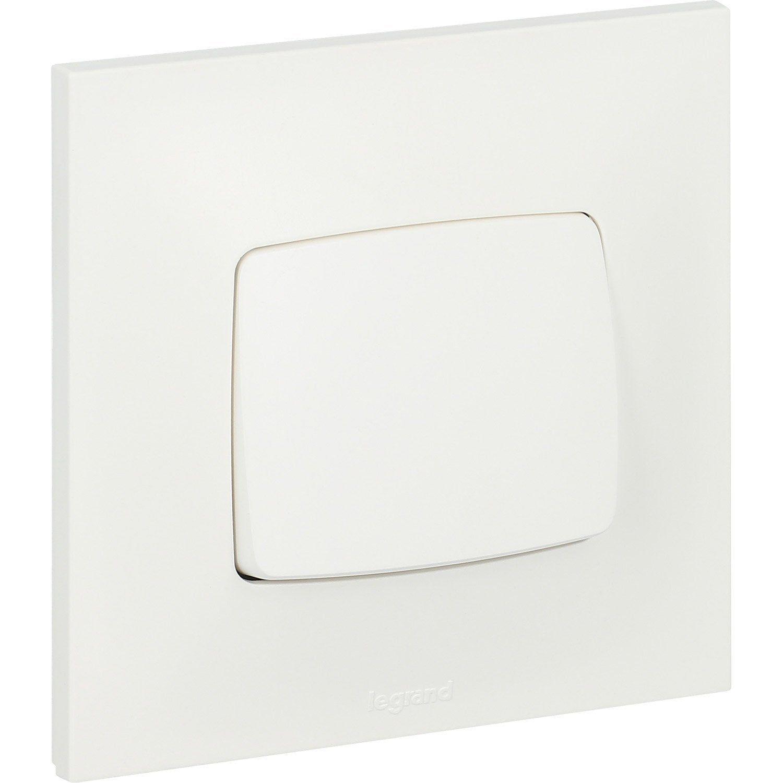 Interrupteur Va Et Vient Neptune Blanc Legrand Products